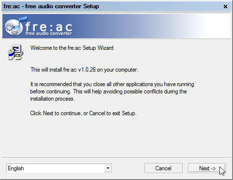 Αντιγραφή CD στον Υπολογιστή - Μετατροπή CD σε Mp3 - Μετατροπή CD σε FLAC 02