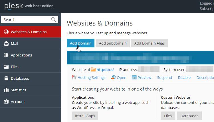 Εγκατάσταση WordPress για Αρχάριους στα Ελληνικά Δημιουργία Site WordPress 11