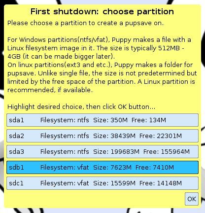 Puppy Linux - Μια Ελαφριά διανομή Χωρίς Εγκατάσταση 13