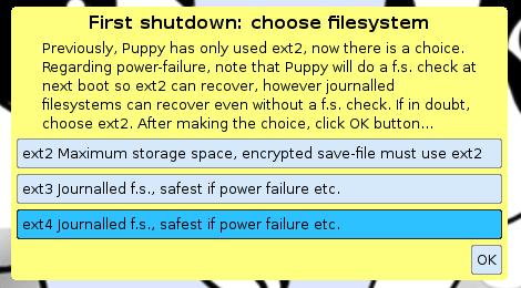 Puppy Linux - Μια Ελαφριά διανομή Χωρίς Εγκατάσταση 15