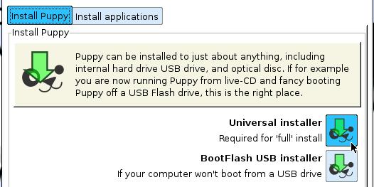Puppy Linux - Μια Ελαφριά διανομή Χωρίς Εγκατάσταση 26