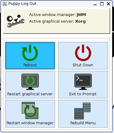 Puppy Linux - Μια Ελαφριά διανομή Χωρίς Εγκατάσταση 49