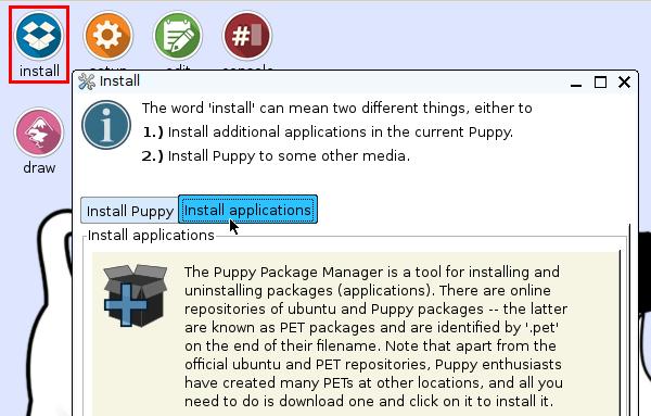 Puppy Linux - Μια Ελαφριά διανομή Χωρίς Εγκατάσταση 58