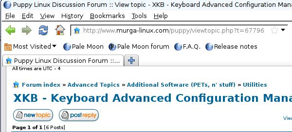Puppy Linux - Μια Ελαφριά διανομή Χωρίς Εγκατάσταση 78