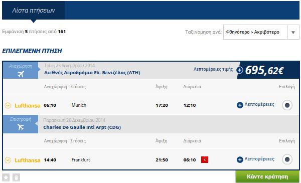 Αεροπορικά Εισιτήρια μέσω Internet - Βρείτε τα πιο φθηνά 20