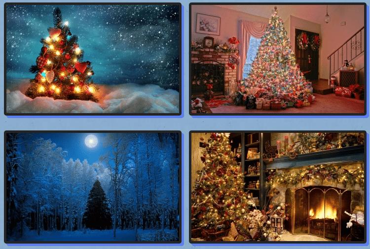 Χριστουγεννιάτικα Wallpapers για PC - Κινητό - Tablet 16