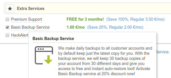 Backup στο WordPress - Κρατώντας το Site μας Ασφαλές 02