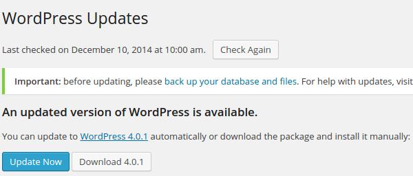 Backup στο WordPress - Κρατώντας το Site μας Ασφαλές 10