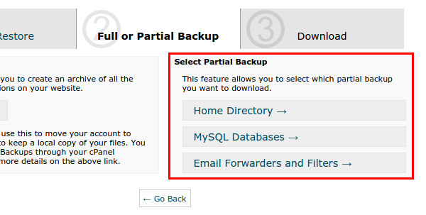 Backup στο WordPress - Κρατώντας το Site μας Ασφαλές 17