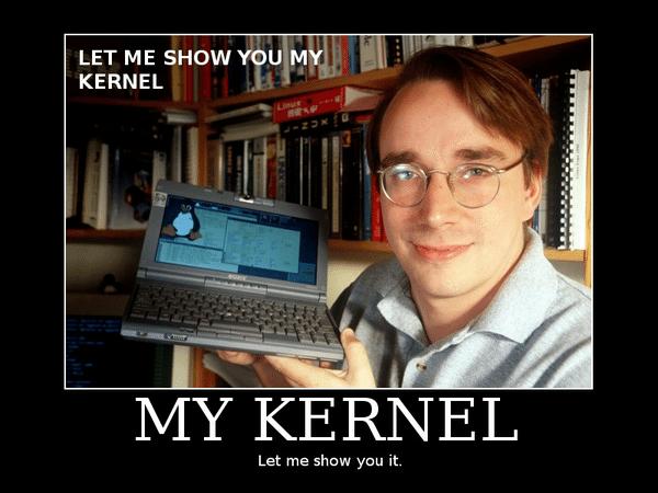 Αναβάθμιση Kernel 4 σε Linux Mint - Ubuntu