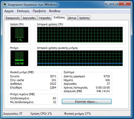 Δυνατότητες των Windows - Πετάξτε τις περιττές 44