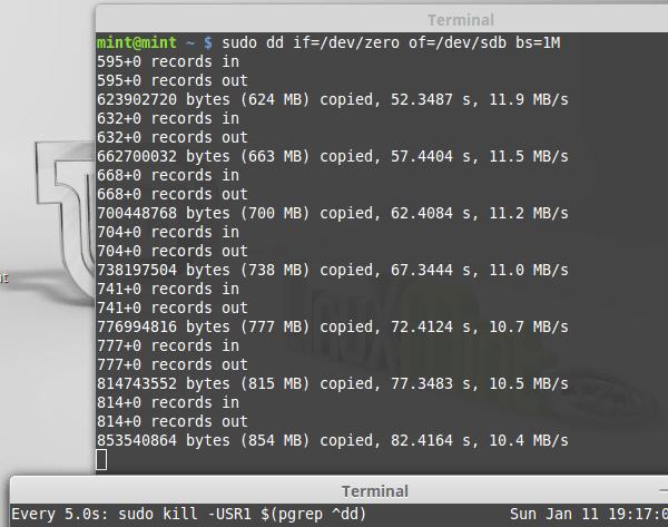 Πλήρης Διαγραφή Σκληρού Δίσκου με Linux Live DVD USB 09