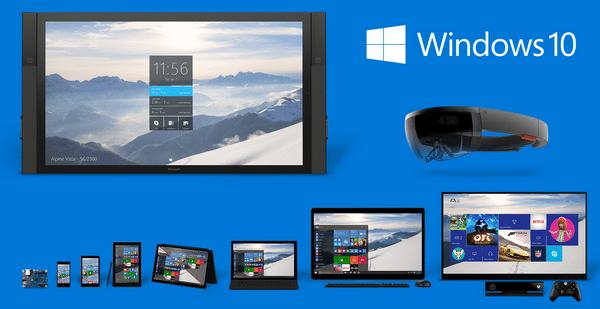 Τα Windows 10 διαθέσιμα Δωρεάν και Νέες Εξελίξεις