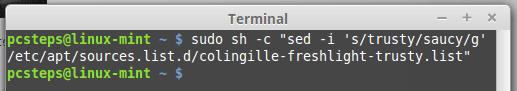 Δημιουργία USB Εκκίνησης στο Linux Mint - Ubuntu 16