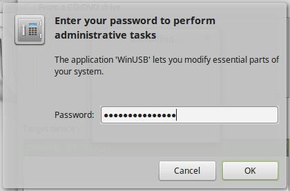 Δημιουργία USB Εκκίνησης στο Linux Mint - Ubuntu 21