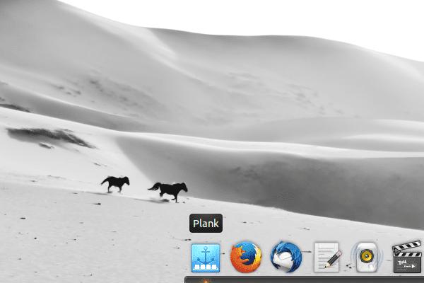 εγκατάσταση dock στο Linux Mint - Ubuntu με το Plank