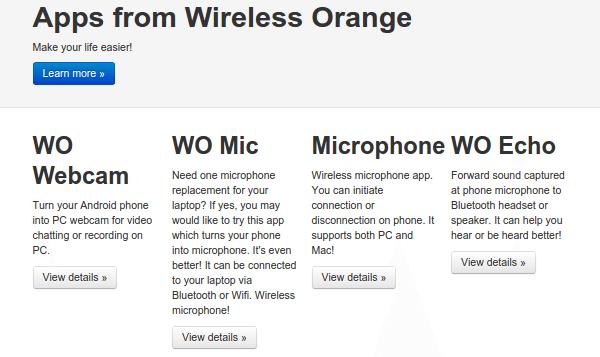 μικρόφωνο Υπολογιστή Δωρεάν μέσω Android Phone 01
