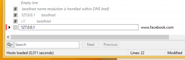 μπλοκάρισμα Ιστοσελίδων σε όλους τους Browsers 11