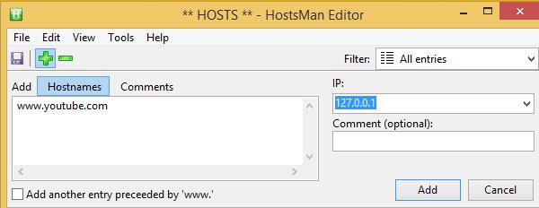 μπλοκάρισμα Ιστοσελίδων σε όλους τους Browsers 17