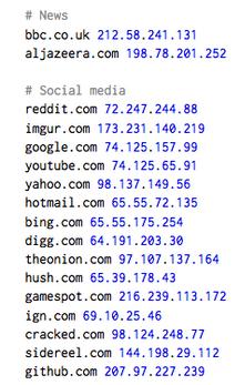 μπλοκάρισμα Ιστοσελίδων σε όλους τους Browsers 23