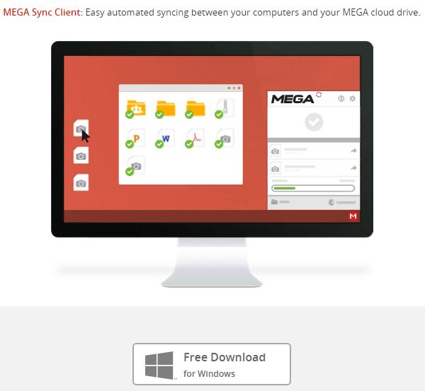 Backup Αρχείων Αυτόματα στα Δωρεάν 50GB του Mega.co.nz 05