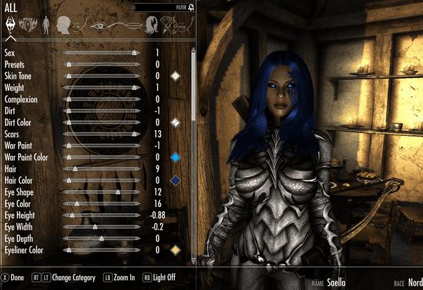 δημιουργία χαρακτήρων RPG στο Android 01