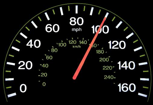 Ταχύμετρο