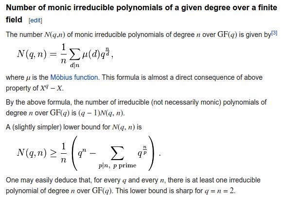 Μαθηματικές Συναρτήσεις