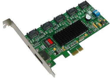 Ελεγκτής που υποστηρίζει RAID 0, RAID 1, RAID 5, RAID 6