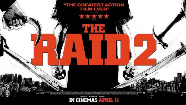 Ταινία The RAID 2