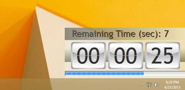 Εκκίνηση των Windows - Χρονομέτρηση με 3 Εφαρμογές 11