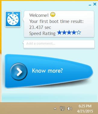 Εκκίνηση των Windows - Χρονομέτρηση με 3 Εφαρμογές 13