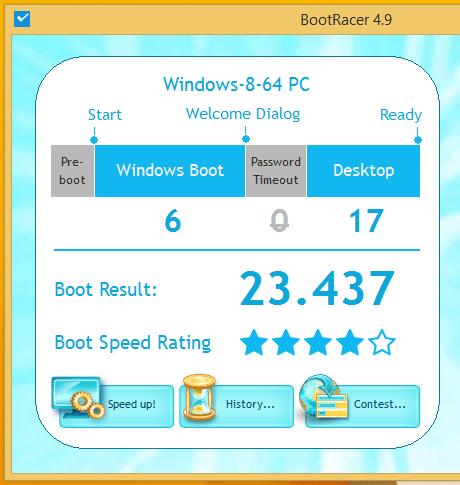 Εκκίνηση των Windows - Χρονομέτρηση με 3 Εφαρμογές 14