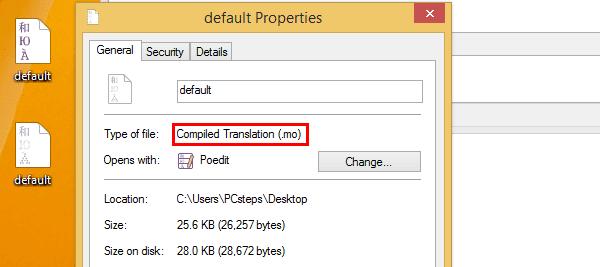 Μετάφραση WordPress Plugin στα Ελληνικά με το Poedit 22