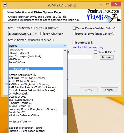 Πώς Φτιάχνω USB Εγκατάστασης Linux (ή DVD) για Κάθε Διανομή 09