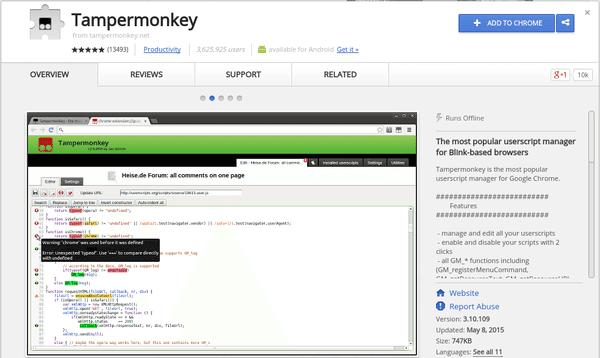 Σκριπτάκια Greasemonkey - Ατέλειωτες Δυνατότητες σε Κάθε Browser 04