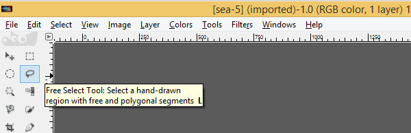 GIMP Πώς να Φαίνεται και να Λειτουργεί Σαν το Photoshop Μετατροπή 09