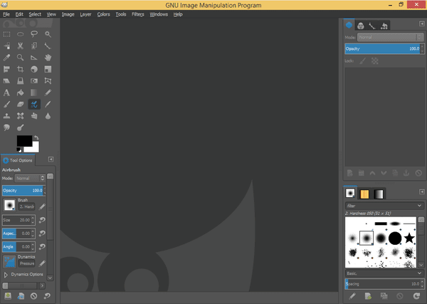 GIMP Πώς να Φαίνεται και να Λειτουργεί Σαν το Photoshop Μετατροπή 09f