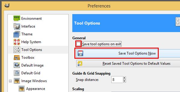 GIMP Πώς να Φαίνεται και να Λειτουργεί Σαν το Photoshop Μετατροπή 18