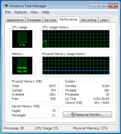 Windows Update - Επιβραδύνει τα Windows, ή όχι 03