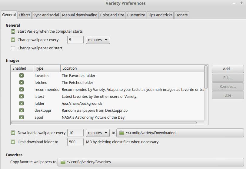 Αυτόματη Αλλαγή Wallpaper στο Linux Mint - Ubuntu 07