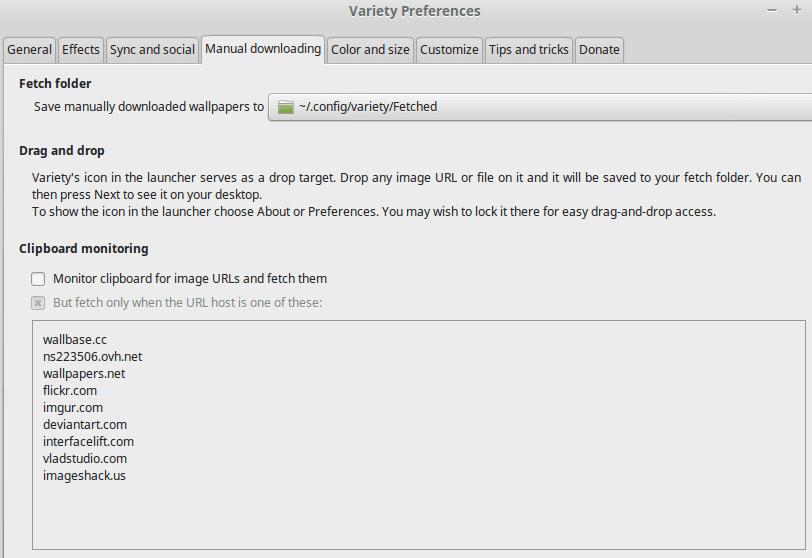 Αυτόματη Αλλαγή Wallpaper στο Linux Mint - Ubuntu 10