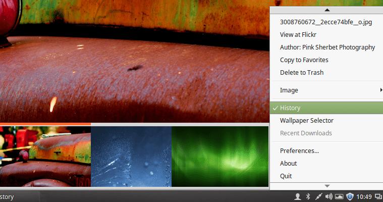 Αυτόματη Αλλαγή Wallpaper στο Linux Mint - Ubuntu 12a