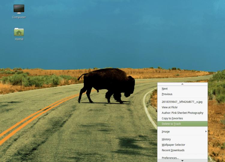 Αυτόματη Αλλαγή Wallpaper στο Linux Mint - Ubuntu 12c