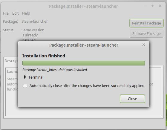 Εγκατάσταση Steam στο Linux Mint - Ubuntu - Ώρα για Gaming 10