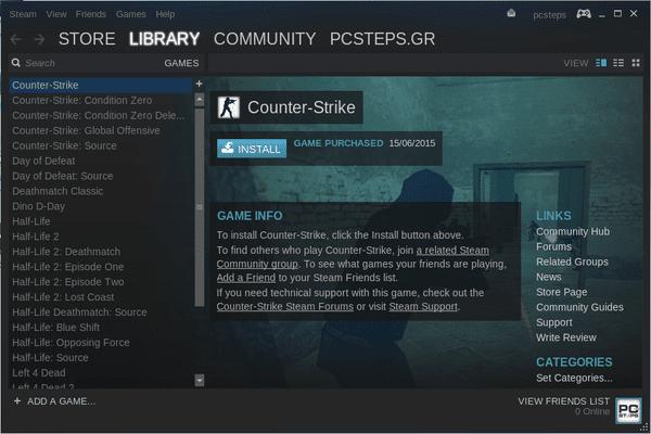 Εγκατάσταση Steam στο Linux Mint - Ubuntu - Ώρα για Gaming 20