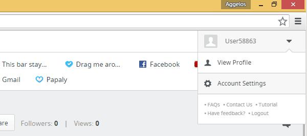 Οργάνωση Σελιδοδεικτών - Bookmarks σε Chrome και Firefox 03