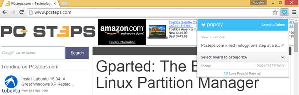 Οργάνωση Σελιδοδεικτών - Bookmarks σε Chrome και Firefox 11a