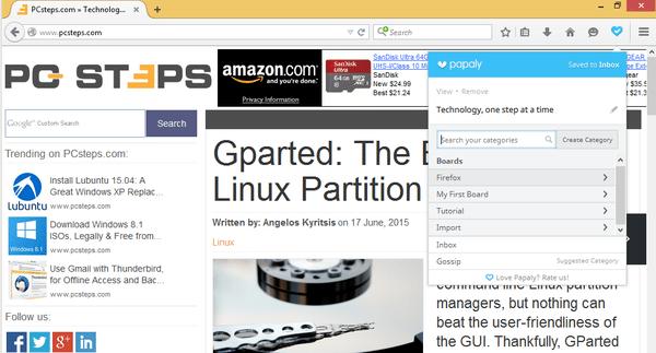 Οργάνωση Σελιδοδεικτών - Bookmarks σε Chrome και Firefox 18