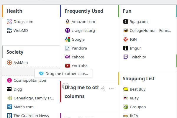 Οργάνωση Σελιδοδεικτών - Bookmarks σε Chrome και Firefox 22